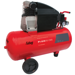 Компрессор FUBAG F1-310/50 CM3 (2,2 кВт + 50 л + 310 л/мин)
