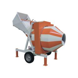 Бетоносмеситель Строймаш СБР-800, 15-18 метров куб./ч, 800 л, 7.5 кВт, 380 В / 95460