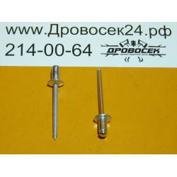 Заклепки вытяжные алюминиевые STAYER PROFix, 6x4 мм, 50 шт. / 3120-40-06