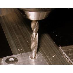 КРАТОН Сверло по металлу шлифованное удлиненное P6M5