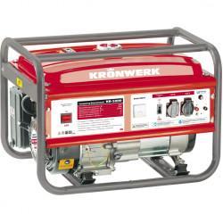 Генератор бензиновый KB 5000, (5 кВт) KRONWERK / 94693
