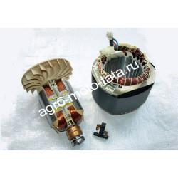 Альтернатор BR-5500 в сборе медный (ротор и статор)