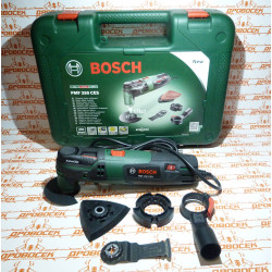 Многофункциональный инструмент Bosch PMF 250 CES / 0.603.102.120