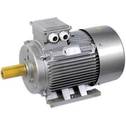Электродвигатель АИР 56B2 380В 0,25кВт 3000об/мин 1081 (лапы) DRIVE IEK / DRV056-B2-000-3-3010