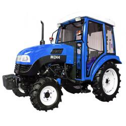 Сельскохозяйственнный трактор MasterYard М244 4WD 24 л.с, с кабиной / M244-CAB