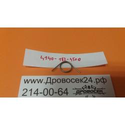Витая изгибная пружина STIHL FS38 / 4140-182-4500