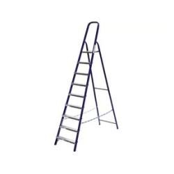 Лестница-стремянка стальная СИБИН, 9 ступеней, 187 см / 38803-09