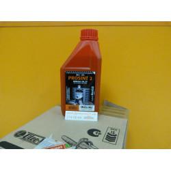 Масло Oleo-Mac 1 литр 2-х тактное / 001001362 (Италия)