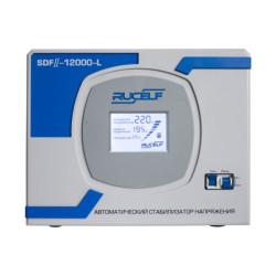 Стабилизатор напряжения электромеханический RUCELF SDF.II-9000-L (9 кВт + работает от 110В)