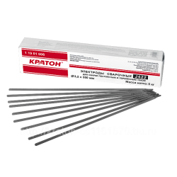Электроды 3,2 мм КРАТОН (2,5 кг) / 1 19 01 006