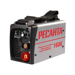 Сварочный аппарат инверторный Ресанта САИ 160 К