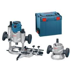 Универсальная фрезерная машина Bosch GMF 1600 CE Professional (1600 Вт + ход фрезы 76 мм) /  0.601.624.022