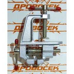 Мини тиски DEXX настольные с винтовым зажимом, 40мм  / 32471-40