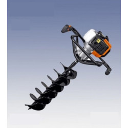 Мотобур Кратон GHD-1450 (52 куба, передаточное число 1:40), усилие 90 Н*м / 3 17 01 001