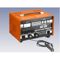 Пуско-зарядное устройство Кратон JSC-120 (ёмкость заряжаемых аккумуляторов 100-300 А) / 3 06 01 007