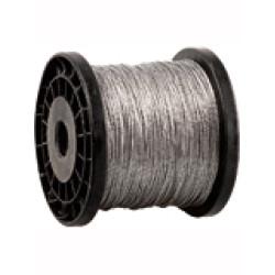 Трос стальной 2 мм, 200 м ЗУБР / 4-304110-02
