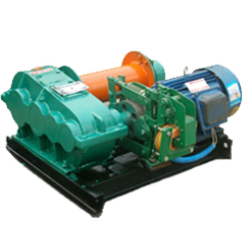 Лебедка электрическая тип JM (2т/150м)