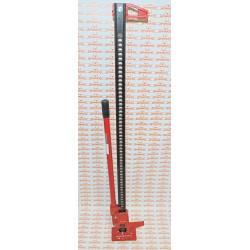 Реечный домкрат домкрат ЗУБР (3 тонны + подъём от 125 мм до 1330 мм) / 43045-3-135
