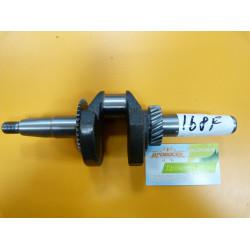 Коленвал на бензиновый двигатель LIFAN 168F (6,5 л.с.)