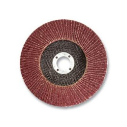 Круг лепестковый зернистость Р80, БАЗ - 150 мм / 36563-150-80