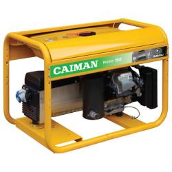Бензиновые генераторы CAIMAN (Франция)