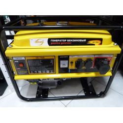 Генератор бензиновый Denzel GE 7900 (7,9 кВт) / 94638