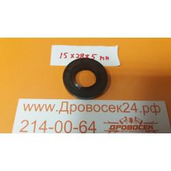 Сальник 28*15*4,5 мм (Carver RSG 52-20K, 45-18K)