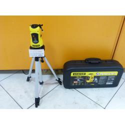 Нивелир лазерный линейный SLL-2, STAYER, 10м, точность ± 0.5 мм/м / 34960-Н2