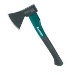 Плотницкий топор Kraftool 0.6 кг + кованный + ручка фибергласс + изготовлен в Германии / 20650-06
