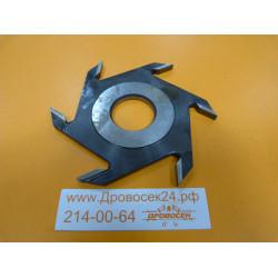 Фреза пазовая BELMASH 125*32* 6 мм