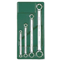 Набор накидных ключей Sata 4 предмета / S09012