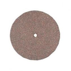 Абразивный отрезной круг для гравера 10 шт  / 35925 (размер наружный - 24 мм, толщина - 0,40 мм, посадка - 2 мм)