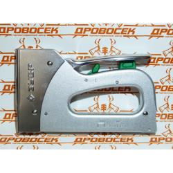 Пистолет скобозабивной ЗУБР «ЭКСПЕРТ» тип скобы 140 / 4-31573