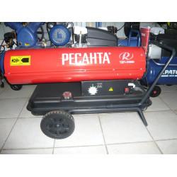 Дизельная тепловая пушка РЕСАНТА ТДП-30000 (30 кВт + поддержка температуры)
