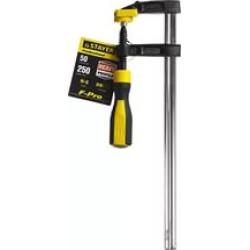 Струбцина STAYER F-Pro, PROFI, тип F, 50x150 мм / 32095-050-150