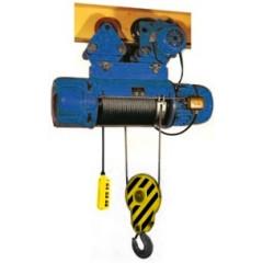 Профессиональная электрическая таль CD1 (500 кг + 800 Вт + трос 12 м)
