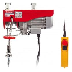 Электротельфер / Тельфер электрический ЗЭТ-500 (1100 Вт + подъём груза до 500 кг + гарантия 5 лет)