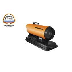 Тепловая пушка дизельная прямого нагрева Парма ТПДК-15П (15кВт, 300м³/час, прямой нагрев,дизель/керосин)