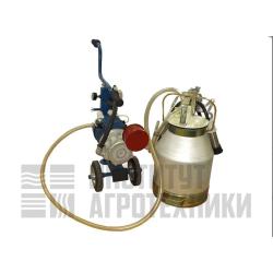Доильный аппарат «Фермер» АДЭ-03ЦР, цельная сосковая резина