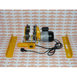 Каретка электрическая для тельфера T-1000,250,500 марки DENZEL / 52009