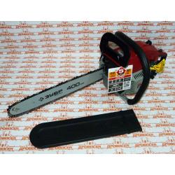 Цепная пила бензиновая ЗУБР ПБЦ-М450 40п (2,2 л.с. шина 40 см)