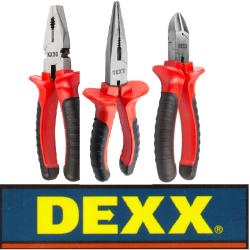 Губцевый инструмент Dexx