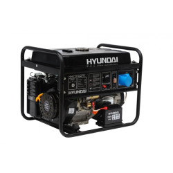 Бензиновый генератор Hyundai HHY7000FE