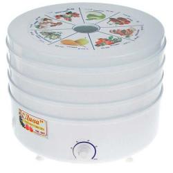 Электросушилка «Дива» (для овощей, ягод и фруктов, 3 лотка ) / СШ-007-01