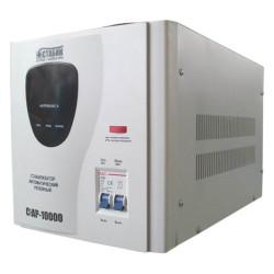 Стабилизатор напряжения Ruself Стабик СтАР-10000 (цифровой + работает от 140В + 10 кВт)