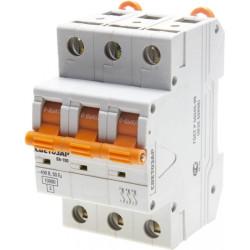 Автоматические выключатели 3-полюсные (10 кА)