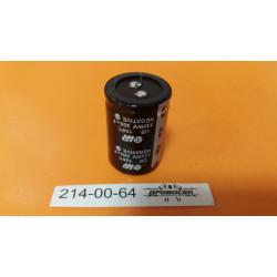 Конденсатор 300 мкФ, для сварочный инвертор, высокотемпературный 2 клеммы, КЭ-300