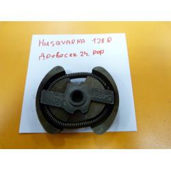 Муфта сцепления на мотокосу Husqvarna 125R, 128R (Оригинал)