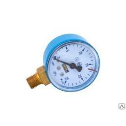 Манометр МК-1б ф40 на кислород