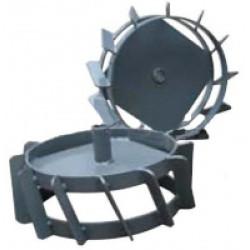 Viking Грунтозацепы узкие для работы с окучником (порошк.покр)